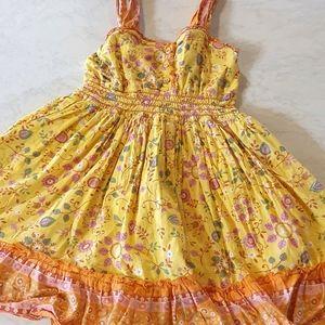 Pumpkin Patch size 7 dress